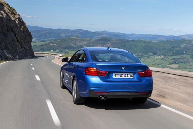 100 New Photos - 2015 BMW 428i and 435i Gran Coupe Are Segment-Busting AWD 4-Doors 21