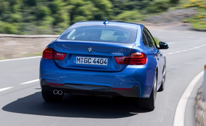 100 New Photos - 2015 BMW 428i and 435i Gran Coupe Are Segment-Busting AWD 4-Doors 22
