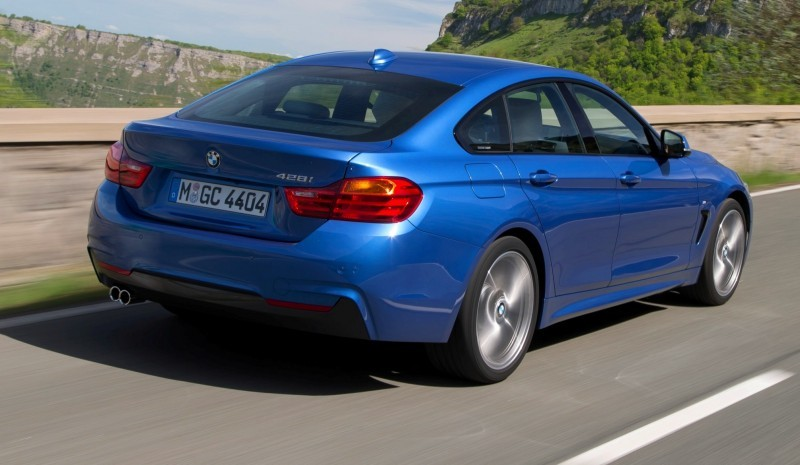 100 New Photos - 2015 BMW 428i and 435i Gran Coupe Are Segment-Busting AWD 4-Doors 23