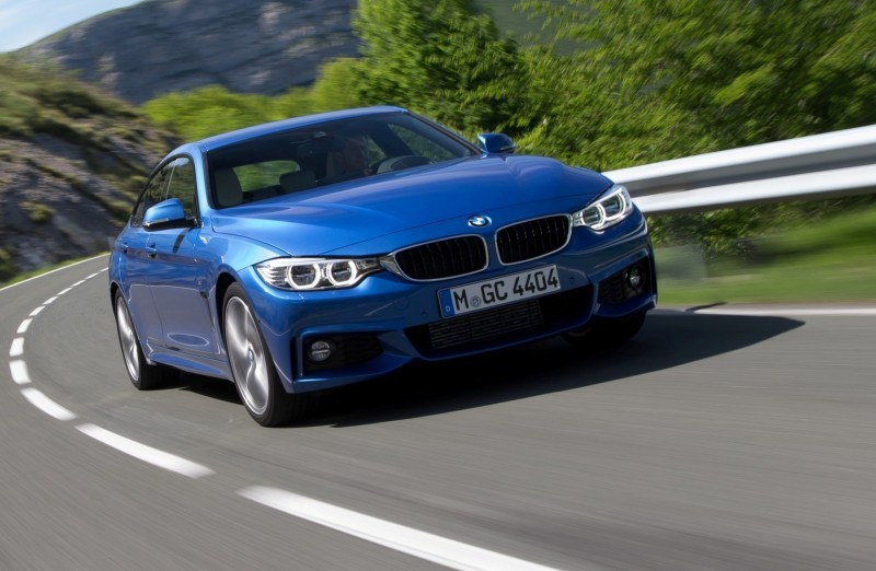 100 New Photos - 2015 BMW 428i and 435i Gran Coupe Are Segment-Busting AWD 4-Doors 27