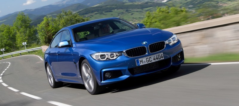 100 New Photos - 2015 BMW 428i and 435i Gran Coupe Are Segment-Busting AWD 4-Doors 28