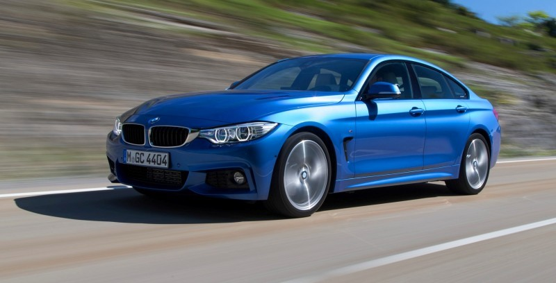 100 New Photos - 2015 BMW 428i and 435i Gran Coupe Are Segment-Busting AWD 4-Doors 30