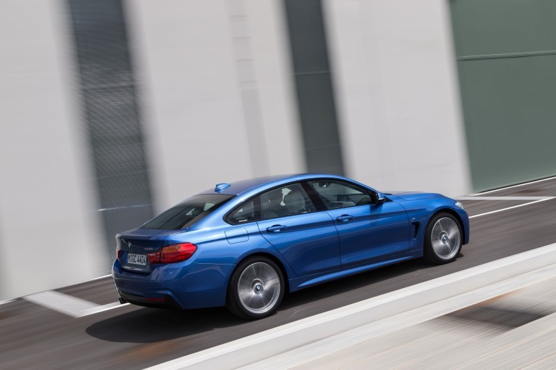 100 New Photos - 2015 BMW 428i and 435i Gran Coupe Are Segment-Busting AWD 4-Doors 32
