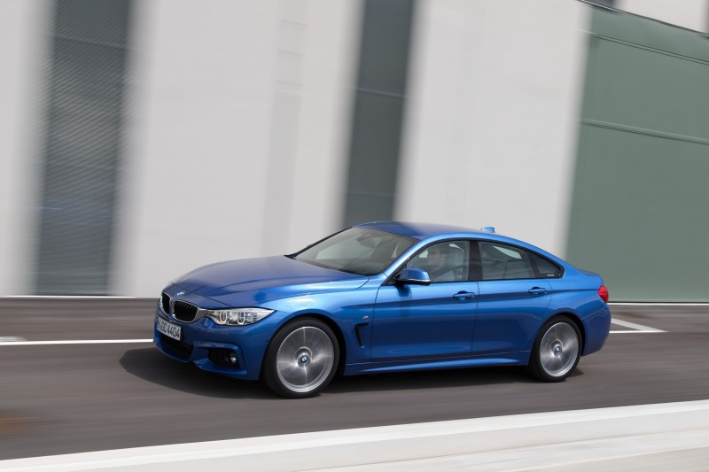 100 New Photos - 2015 BMW 428i and 435i Gran Coupe Are Segment-Busting AWD 4-Doors 34