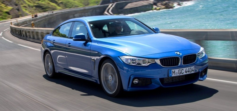 100 New Photos - 2015 BMW 428i and 435i Gran Coupe Are Segment-Busting AWD 4-Doors 5