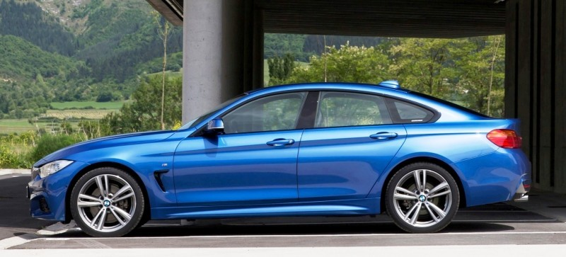 100 New Photos - 2015 BMW 428i and 435i Gran Coupe Are Segment-Busting AWD 4-Doors 63