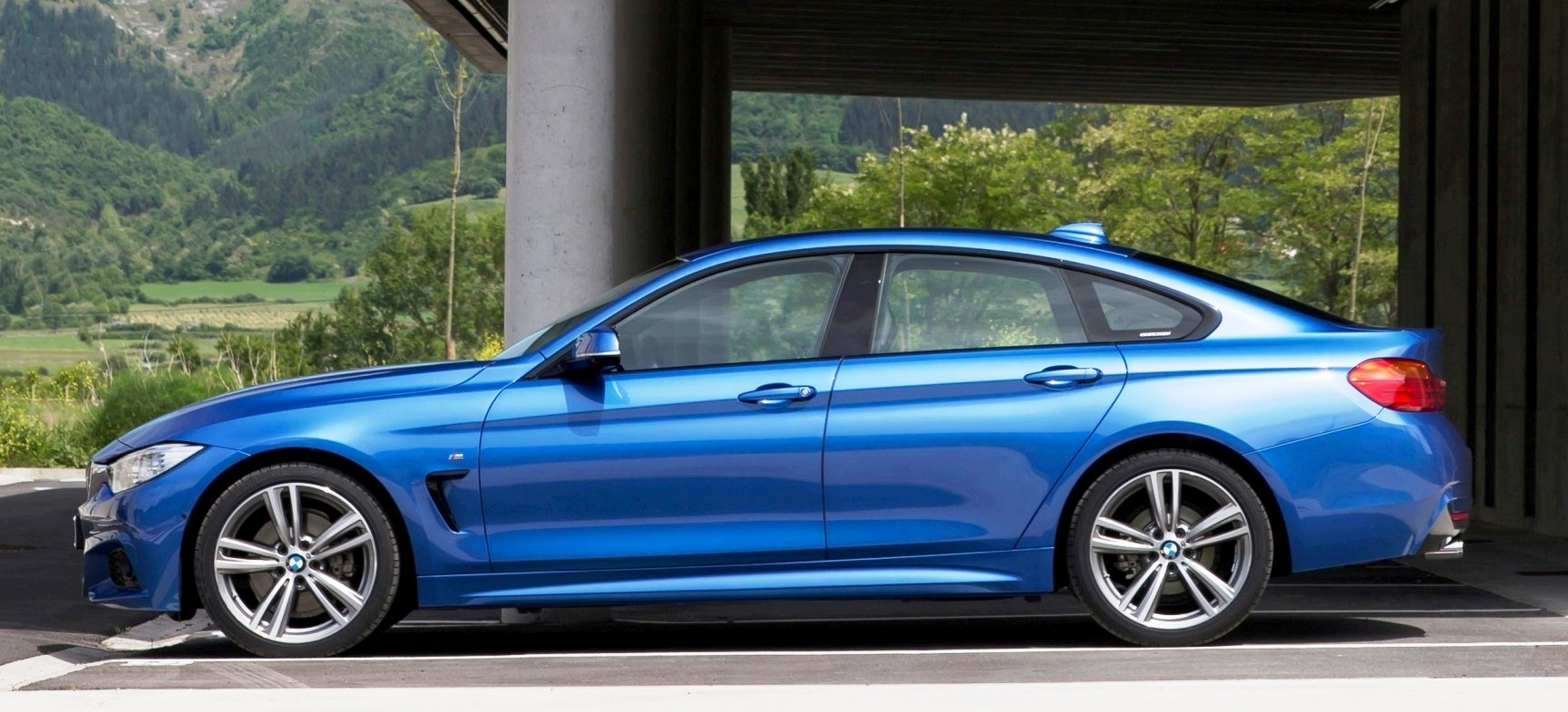 100 New Photos 2015 Bmw 428i And 435i Gran Coupes Are Segment Busting Awd 4 Doors M Sport Vs