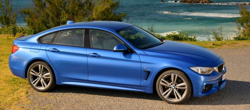 100 New Photos - 2015 BMW 428i and 435i Gran Coupe Are Segment-Busting AWD 4-Doors 65