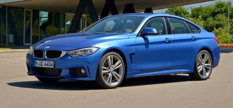 100 New Photos - 2015 BMW 428i and 435i Gran Coupe Are Segment-Busting AWD 4-Doors 68