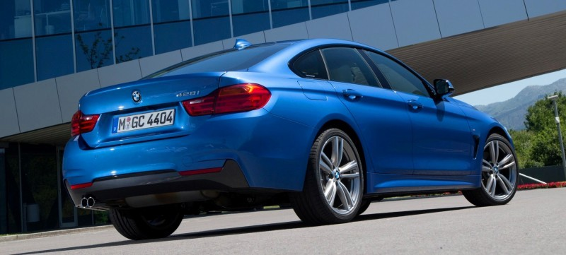 100 New Photos - 2015 BMW 428i and 435i Gran Coupe Are Segment-Busting AWD 4-Doors 69