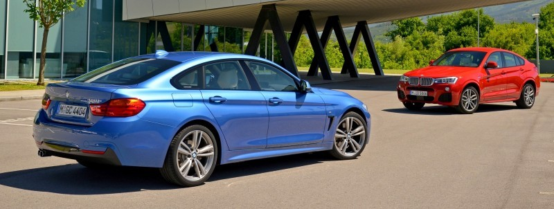 100 New Photos - 2015 BMW 428i and 435i Gran Coupe Are Segment-Busting AWD 4-Doors 78