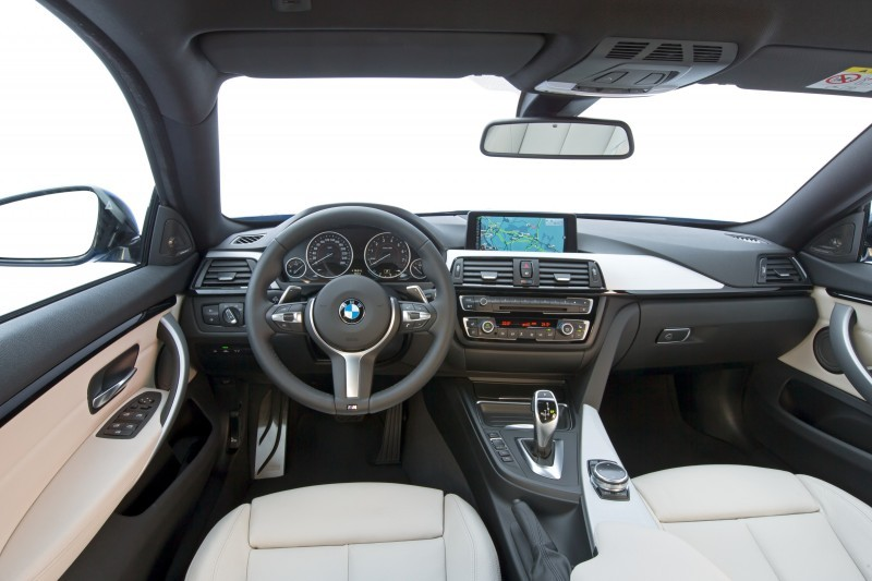 100 New Photos - 2015 BMW 428i and 435i Gran Coupe Are Segment-Busting AWD 4-Doors 80
