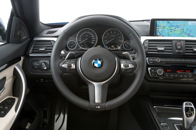 100 New Photos - 2015 BMW 428i and 435i Gran Coupe Are Segment-Busting AWD 4-Doors 82