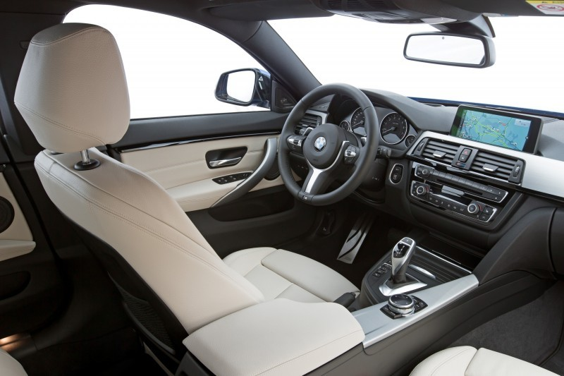 100 New Photos - 2015 BMW 428i and 435i Gran Coupe Are Segment-Busting AWD 4-Doors 88