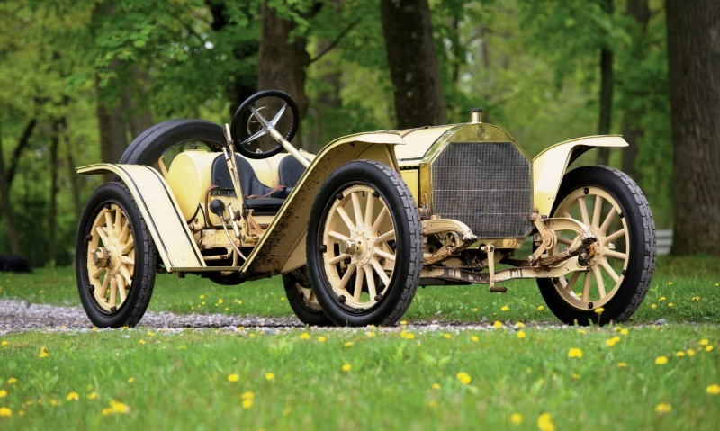 1911 Mercer Type 35R Raceabout 1