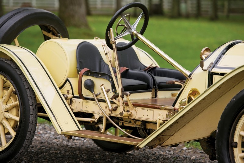 1911 Mercer Type 35R Raceabout 10