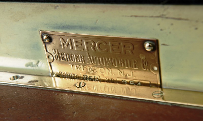 1911 Mercer Type 35R Raceabout 12