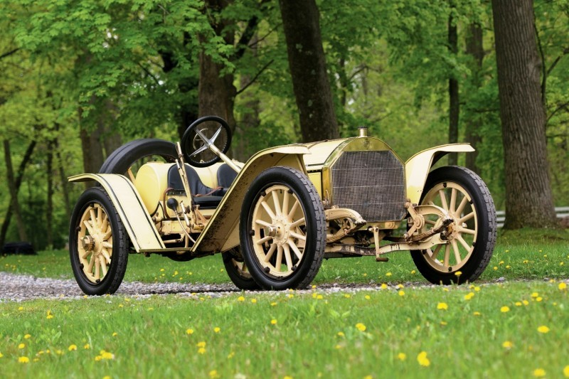 1911 Mercer Type 35R Raceabout 16