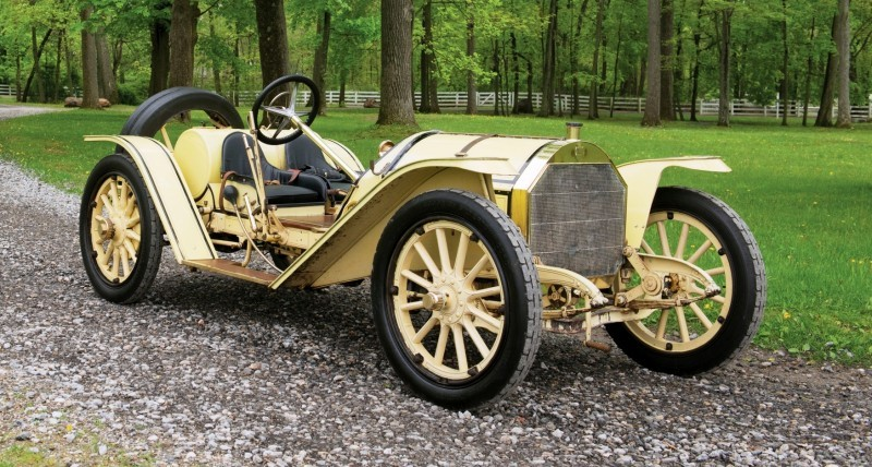 1911 Mercer Type 35R Raceabout 17
