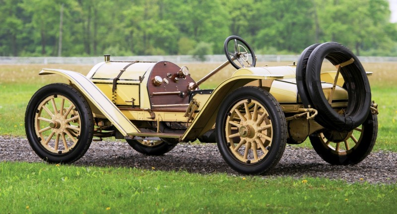 1911 Mercer Type 35R Raceabout 2