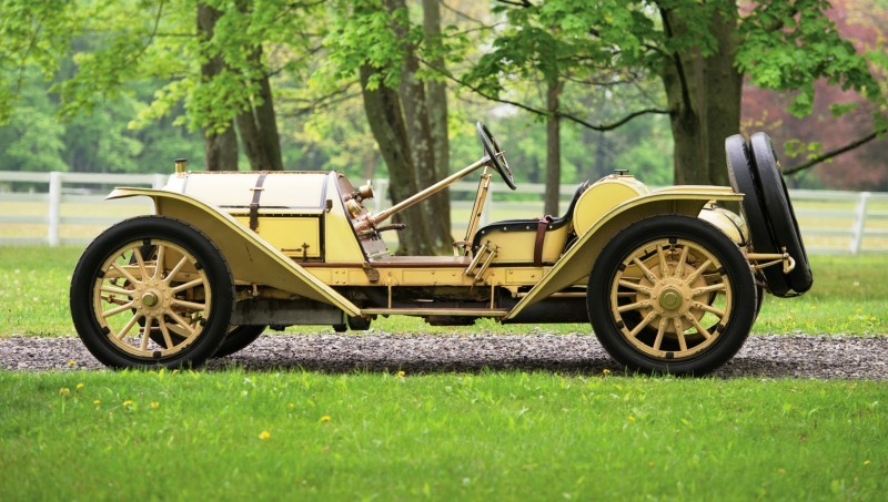1911 Mercer Type 35R Raceabout 5