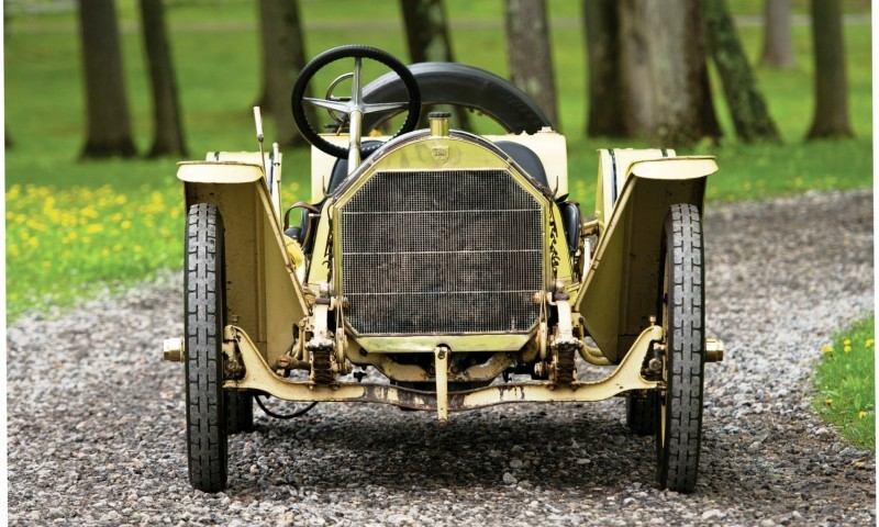 1911 Mercer Type 35R Raceabout 7