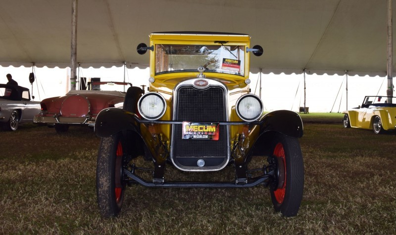 1928 Chevrolet 3-Speed Woody Wagon 12