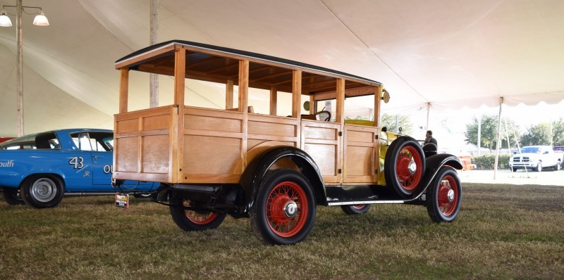 1928 Chevrolet 3-Speed Woody Wagon 19
