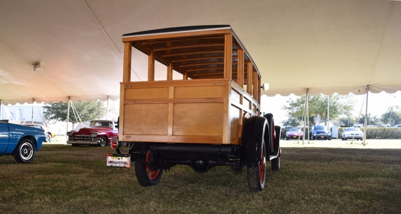 1928 Chevrolet 3-Speed Woody Wagon 20