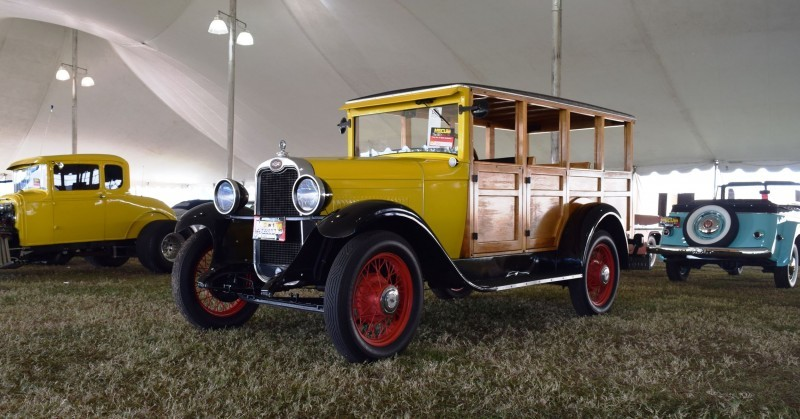 1928 Chevrolet 3-Speed Woody Wagon 3
