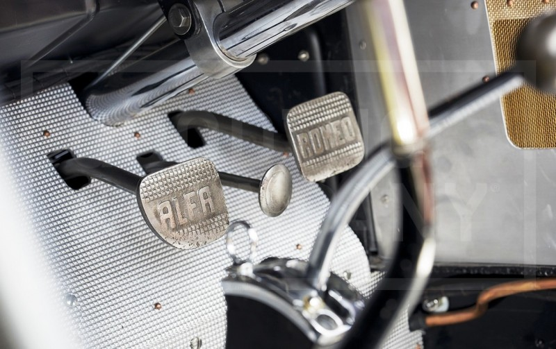 1929 Alfa Romeo 6C 1750 SS Spider 11
