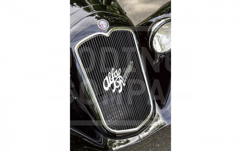 1929 Alfa Romeo 6C 1750 SS Spider 13