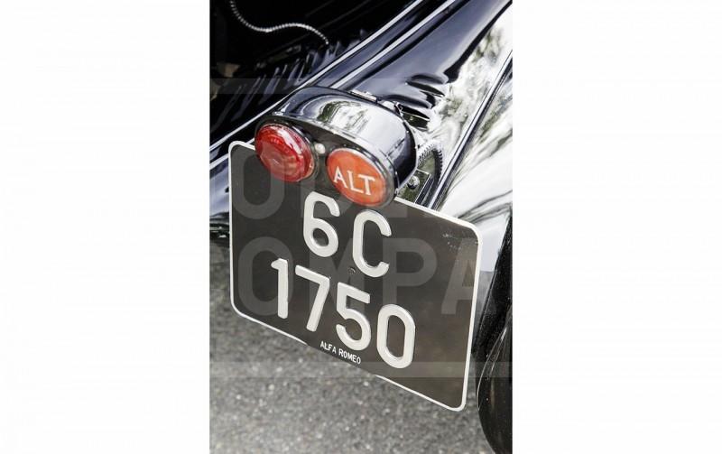 1929 Alfa Romeo 6C 1750 SS Spider 16