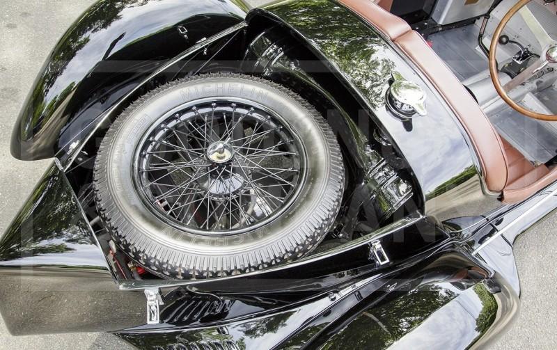 1929 Alfa Romeo 6C 1750 SS Spider 17
