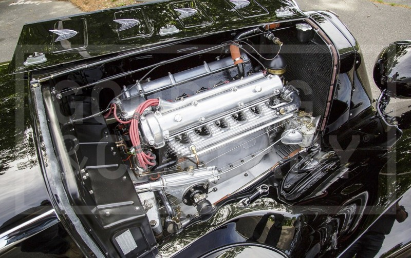 1929 Alfa Romeo 6C 1750 SS Spider 18