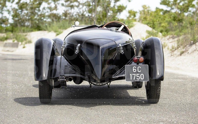 1929 Alfa Romeo 6C 1750 SS Spider 6