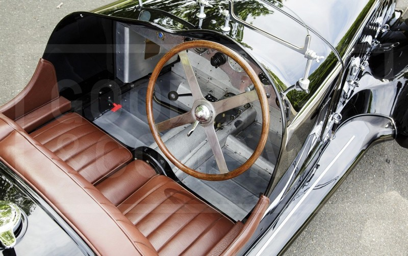 1929 Alfa Romeo 6C 1750 SS Spider 7