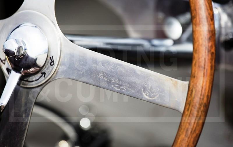 1929 Alfa Romeo 6C 1750 SS Spider 8