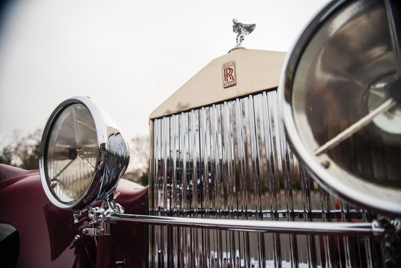1930 Rolls-Royce Phantom II Torpedo Sports by Barker 10