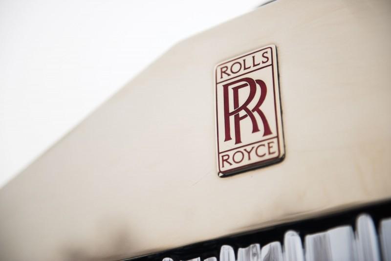 1930 Rolls-Royce Phantom II Torpedo Sports by Barker 11