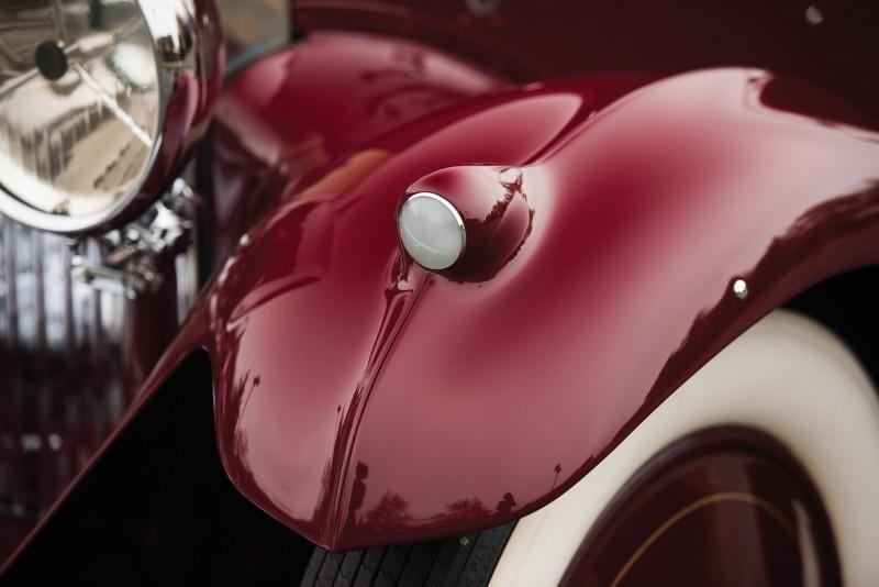 1930 Rolls-Royce Phantom II Torpedo Sports by Barker 14