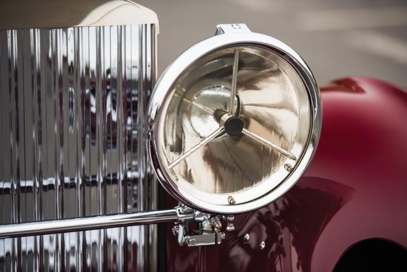 1930 Rolls-Royce Phantom II Torpedo Sports by Barker 15