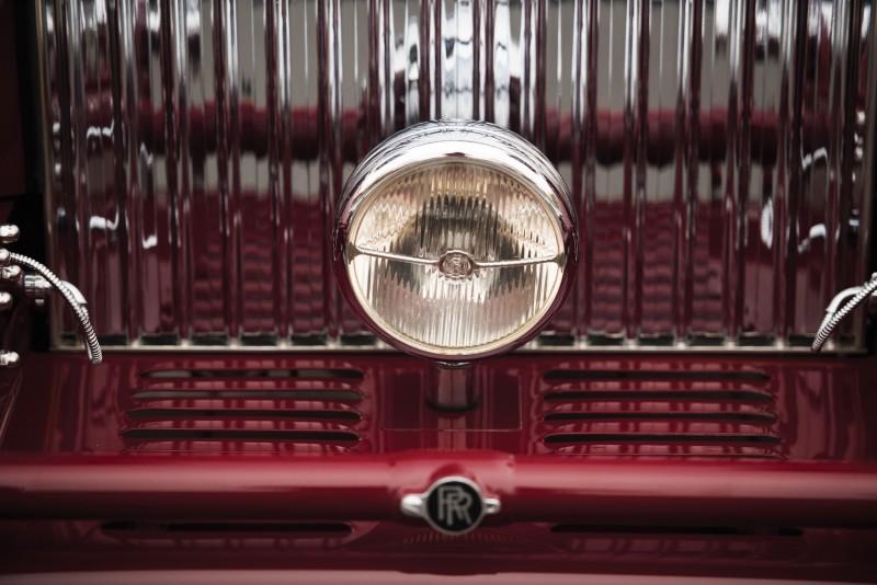 1930 Rolls-Royce Phantom II Torpedo Sports by Barker 16