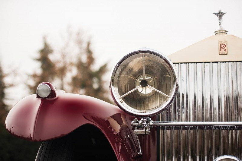 1930 Rolls-Royce Phantom II Torpedo Sports by Barker 17