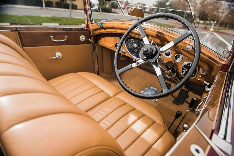 1930 Rolls-Royce Phantom II Torpedo Sports by Barker 4