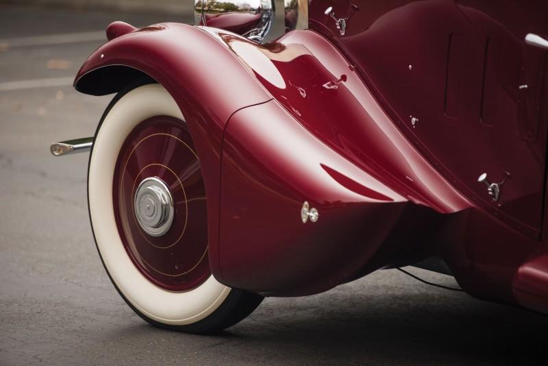 1930 Rolls-Royce Phantom II Torpedo Sports by Barker 9