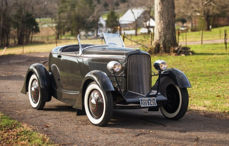 1932 Ford Model 18 Edsel Ford Speedster 1