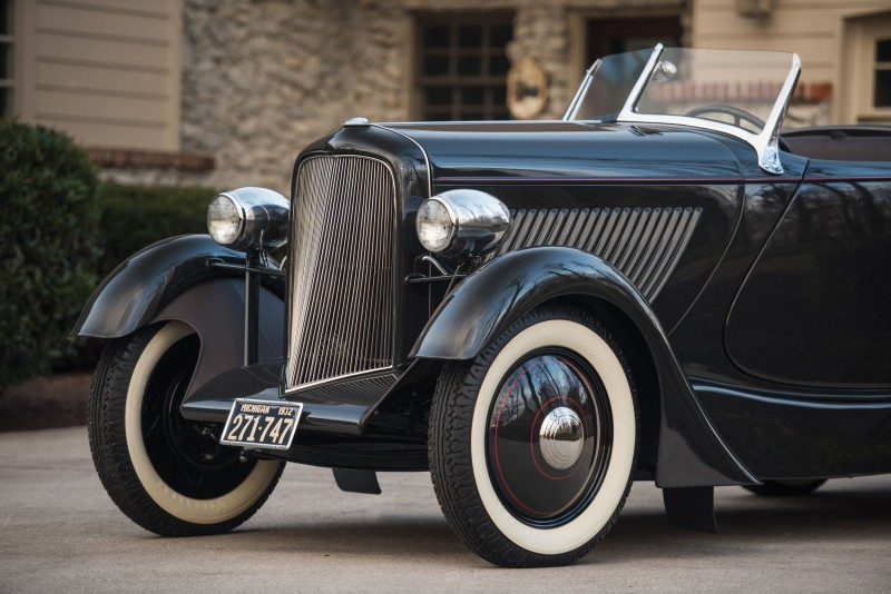 1932 Ford Model 18 Edsel Ford Speedster 13