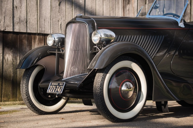 1932 Ford Model 18 Edsel Ford Speedster 33