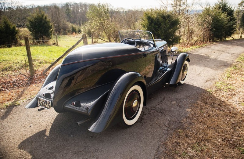 1932 Ford Model 18 Edsel Ford Speedster 40